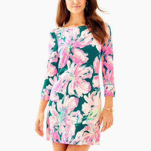 Lilly Pulitzer SOPHIE Dress TIDAL WAVE PANS GARDEN
